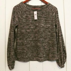 NWT NORDSTROM - LOU & GREY Top